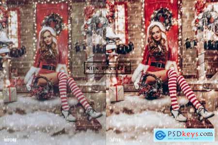 FESTIVE CHRISTMAS LIGHTROOM PRESETS 5634917