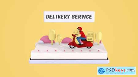 Delivery Service 29657948