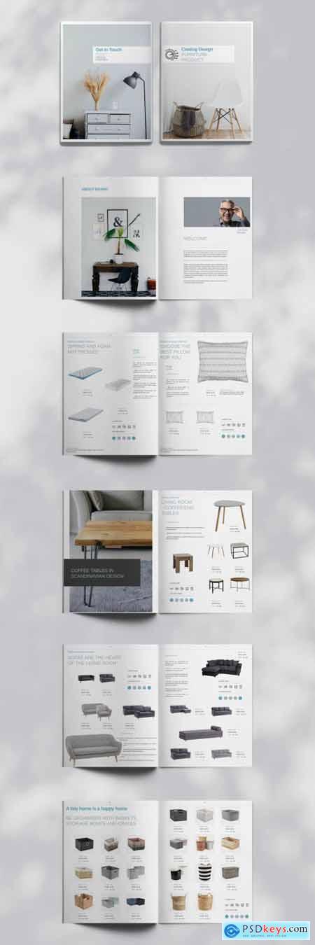 Furniture Catalog Layout 394724823