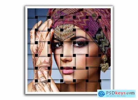 Basket Effect Photoshop Action 5464719