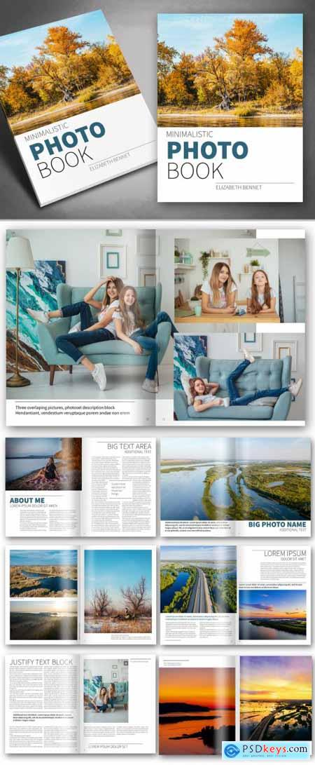 Photobook Design Layout 392298070