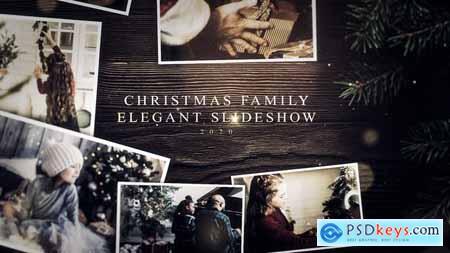 Christmas Family Elegant Slideshow 29661521