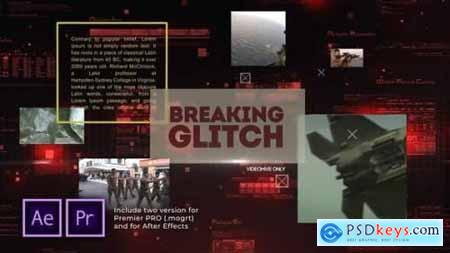 Breaking Glitch Presentation Slideshow 29622484
