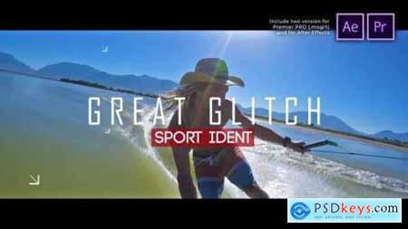 Sport Ident Glitch Slideshow 29622502