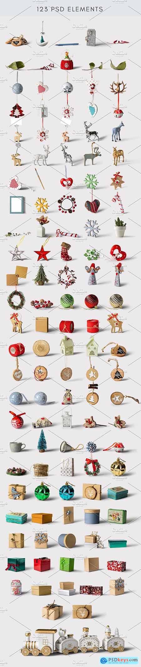 Christmas Scene Creator 5553595