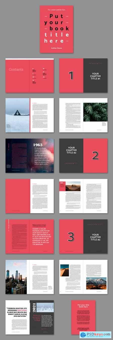 Book Layout 397060598