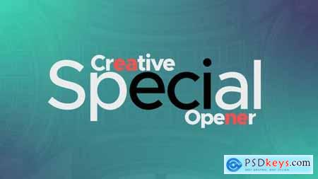 Creative Special Opener 29369379