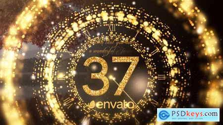 New Year Countdown 2021 23079638