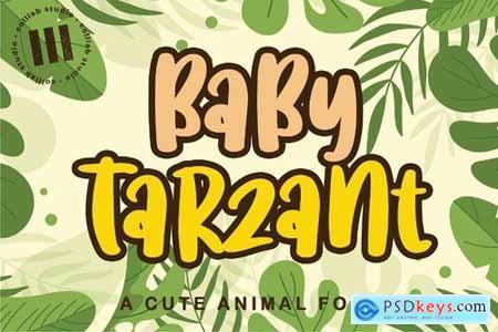 Baby Tarzant