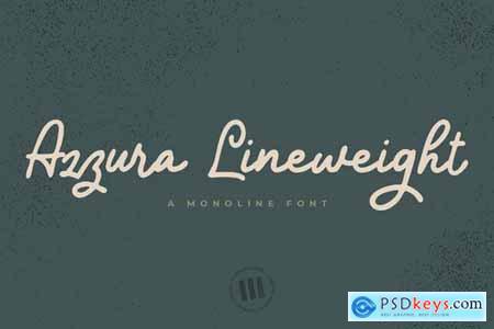 Azzura Lineweight