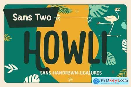 Howli Sans Two