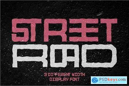 STREET ROAD 4620393