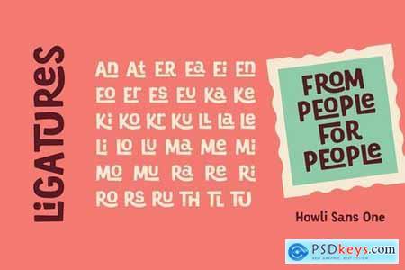 Howli Sans One