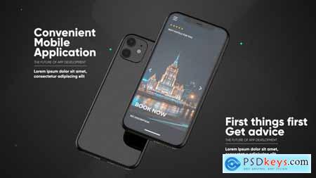 Phone 11 App Presentation Mockup 24749895