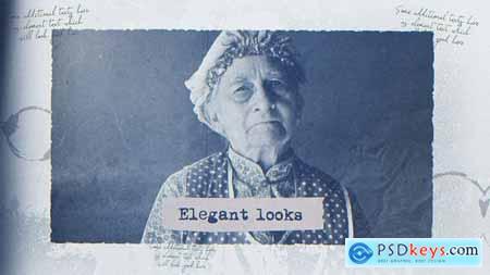 Vintage Presentation 29688588