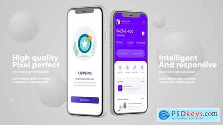 Phone 11 App Presentation Mockup 25037842