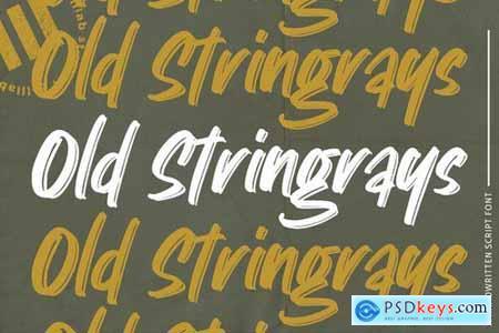 Old Stingrays
