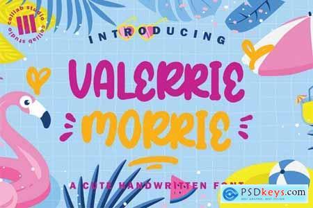 Valerrie Morrie