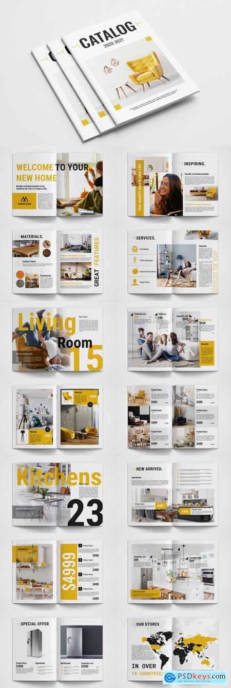 Product Catalog Layout 396401781
