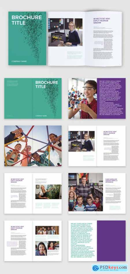 Educational Memory Brochure 397274468