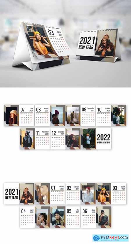 Agency Calendar 2021 – Calendar Template
