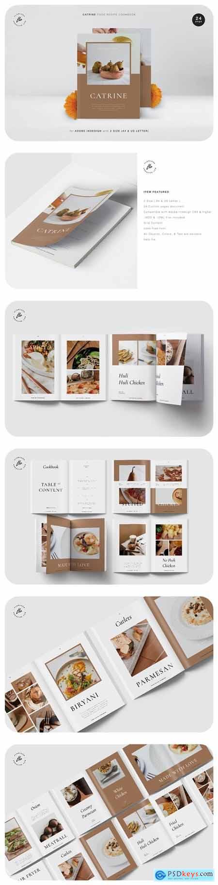 Catrine Food Recipe Cookbook