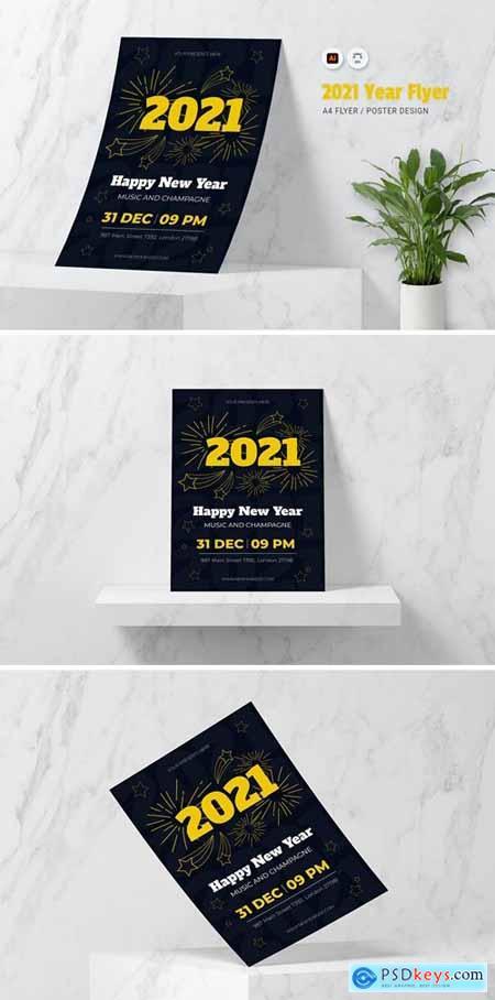 2021 Year Flyer