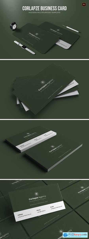 Corlapze - Business Card