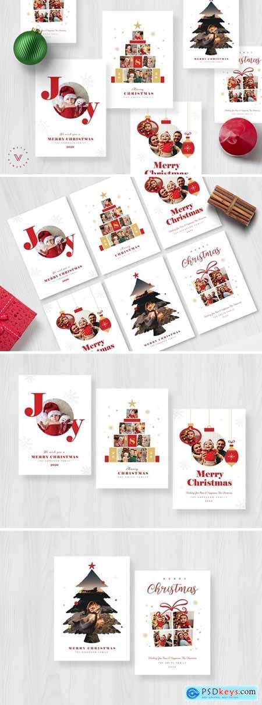 Christmas Photo Card - Holiday Card