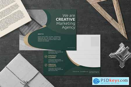 Creative And Innovative - Postcard Design