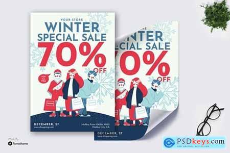 Winter Special Sale - Poster vol.01 GR