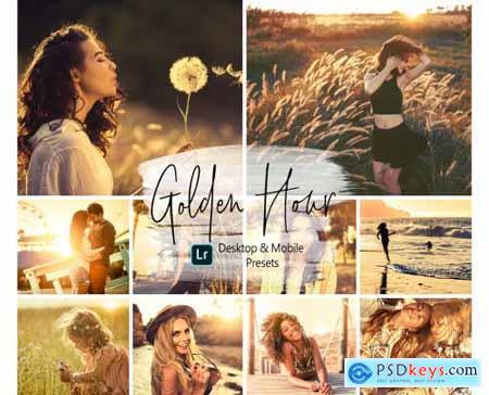 11 Golden Hour Lightroom Presets 5373537