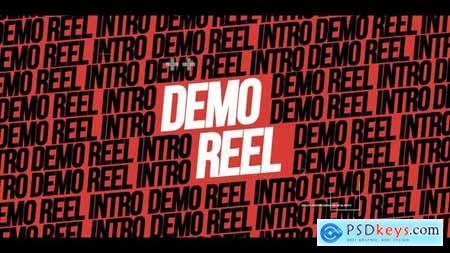 Demo Reel Intro 28256953