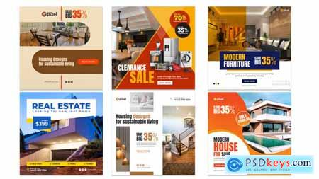 Real Estate Promo Instagram Post V32 29661700