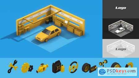 Auto Repair & Service 29696011