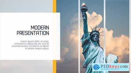 Clean Corporate - Modern Presentation 21994756