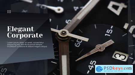 Elegant Corporate - Clean Presentation 28497507