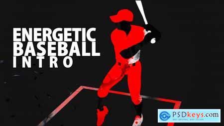 Energetic Baseball Intro 23973070