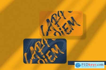 Business Card Mockup