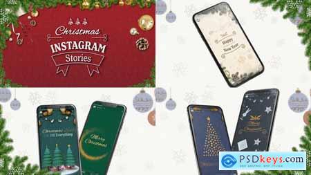 Christmas Instagram Stories for After Effects 29707215