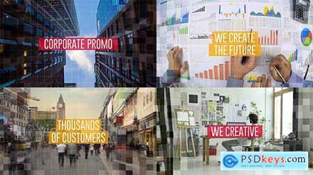 Corporate Promo - Modern Intro 17073271