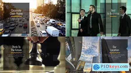 Dynamic Glitch - Corporate Promo 19404870