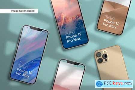 IPhone 12 Pro Max - Mockup