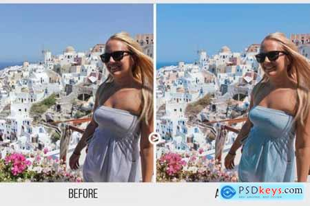 TRAVEL LUTs Pack #1 5460166