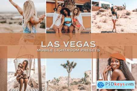 5 Vegas Lightroom Presets 5701207