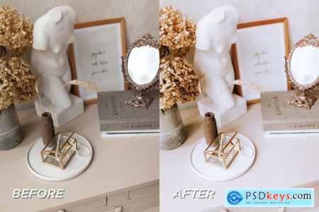 5 Creamy Lightroom Presets 5701394