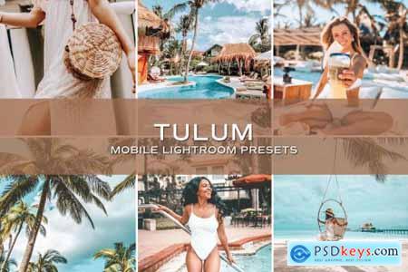 5 Tulum Lightroom Presets 5701236