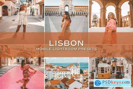 5 Lisbon Lightroom Presets 5701235