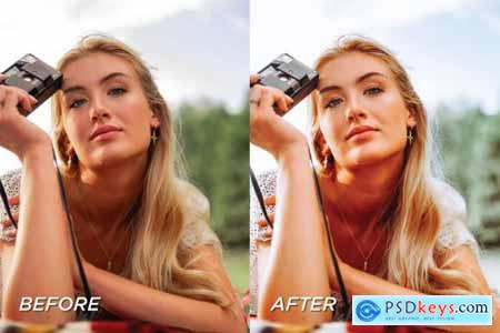 5 Selfie Lightroom Presets 5701417