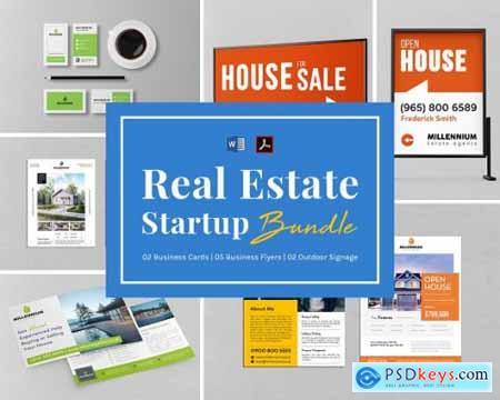 Real Estate Startup Bundle 5637017